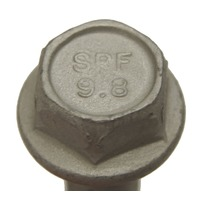 GM Hex Flange Bolts Pack of 5 New OEM M10 X 1.50 X 40mm 11516502
