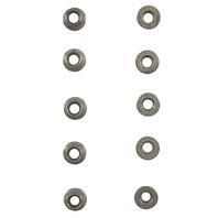 GM Nylon Insert Lock Hex Nuts Pack of 10 New OEM M10 X 1.5 15MM Head 11609949
