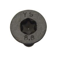 GM Bolts Pack of 5 Countersunk Allen Head W/Locktite M8 X 1.25 X 18mm 11517000