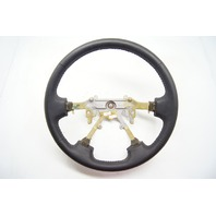 Isuzu Rodeo 1998-2002 And Honda Passport 1998-2002 Steering Wheel Black Leather