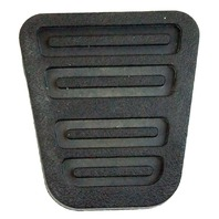Genuine GM Hummer H3 Manual Transmission Brake Pedal Pad Rubber