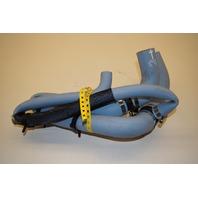04-09 GMC Topkick/Chevy Kodiak Lower Radiator Outlet Hose bundle (blue w/yellow zip) 15114204