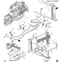 Bracket Transmission Cooler Oil C4500 C5500 Topkick 15114394 on C4 Corvette Floor Mats