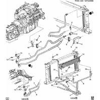 1990-2009 Topkick/Kodiak Coolant Temperature Sensor New Acdelco #21368 15684629