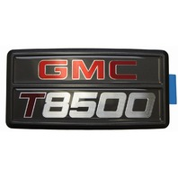 1997-2009 GMC Topkick T8500 Nameplate Badge Label Decal Model Logo New 15730649