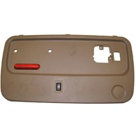 2003-2009 GMC Topkick/Chevy Kodiak LH Rear Door Panel Tan W/Power 15758364