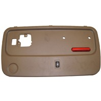 2003-2009 GMC Topkick/Chevy Kodiak RH Rear Door Panel Tan W/Power 15758371