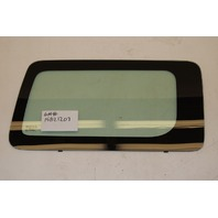 Hummer H3 Rh Rear Quarter Glass Window