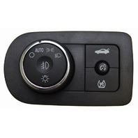 2006-2011 Chevy Impala Headlight Switch W/Foglamps New OEM 15929626 25821300