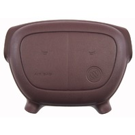 1997-2005 Buick Park Avenue Steering Wheel Center Airbag Cover Maroon 16759418A