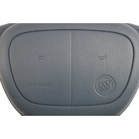 1997-2005 Buick Park Avenue Steering Wheel Center Airbag Cover Blue 16759418B