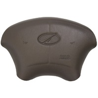 1998-2002 Oldsmobile Intrigue Steering Wheel Center AirBag Cover Dark Tan New