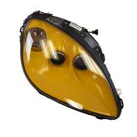 2005 Chevy Corvette C6 RH Domestic Headlamp Millennium Yellow New OEM 19121083