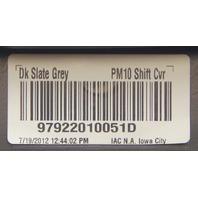 2010-2012 Dodge Caliber Shifter Console Housing New OEM Dark Grey 1PK82XDVAD