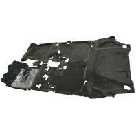 2011-2012 Chevy Equinox GMC Terrain Full Front Floor Carpet Jet Black 22783016