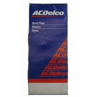 ACDelco Spark Plugs Qty: 8 NOS 41-628 25177455