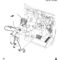 junction block wiring harness instrument panel fuse box. Black Bedroom Furniture Sets. Home Design Ideas
