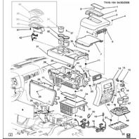2008 2009 hummer h2 floor console wiring harness new oem 25828438 rh factoryoemparts com Oxygen Sensor 2005 Silverado Wiring Harness hummer h3 wiring harness recalls