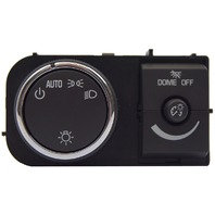 GM Vehicles Headlamp Switch With Interior Dimmer W/O Foglamps New OEM 25858426