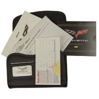 2010 Chevrolet Corvette C6 Owners Manual New Factory GM Original US Version