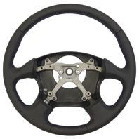 2000-2005 Subaru Steering Wheel Black Leather New 4 Spoke 34311AE041 34311AE15A