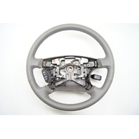 Toyota Camry 2002-2004 Grey Leather Steering Wheel With Controls