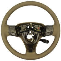 2007-2008 Toyota Solara Steering Wheel Ivory Leather New OEM Cruise Audio/Phone