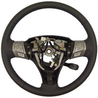 2007-2008 Toyota Solara Steering Wheel NEW OEM Dark Gray Leather W/Cruise Audio