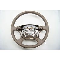 Toyota Camry 2005-2006 Tan Base Model Steering Wheel