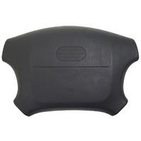1993-1997 Geo Prizm Chevy Steering Wheel Center Airbag Cover New OEM Dark Grey