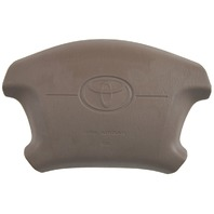 1997-2001 Toyota Camry Steering Wheel Center Airbag Cover Brown New 4511206030E0