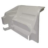 Bobcat Engine Cover Panel White New OEM 7148283 103A010 97609522023AB