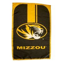 NCAA Licensed Missouri Mizzou Tigers Football Team Fan Flag Cape Banner