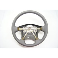 1998-2002 Rodeo Passport Steering Wheel New Grey Leather 8972922460 8973947920