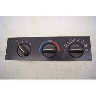 03-09 GMC Topkick/Chevy Kodiak Heat Control Panel (Ac No Defrost) 94666468