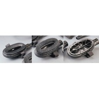 MetroVac 3 Piece Brush Comb Set (MVC-219A, 219B & 219C) AGB-3