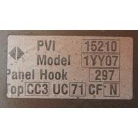 2005-2013 Corvette C6 Left Quarter Panel Orange Used 22813565 15932446 20972885