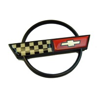 1984-1990 Corvette Emblem Rear Gas Lid