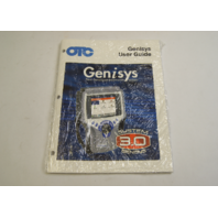 OTC Genisys 2007 Asian Smart Card with NGIS Software 60.301 & 3.0 User Manual