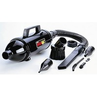 MetroVac DataVac Pro Series & Micro Cleaning Tools .75HP Vacuum MDV-1BAC
