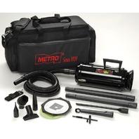 MetroVac 1.17HP DataVac Pro Series Toner Vacuum & Micro Cleaning Tools MDV-2TAC
