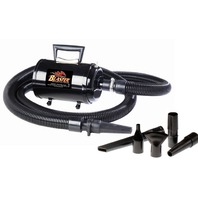 MetroVac - Air Force 220v Blaster Blow Dryer Blower Cars Motorcycles Harley Dog