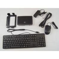 NEW Dell WYSE 5030 P25 PxN 4NH9X PCOIP 32F/512R RJ45 US Thin Zero Client Bundle