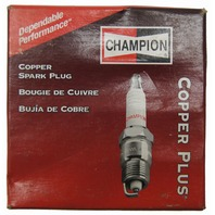 Champion Copper Plus Spark Plugs Pack of 4 New Stock No.407 RS14LC