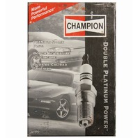Champion Double Platinum Spark Plugs Pack of 6 New Stock No.7031 RN14PMP5