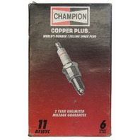 Champion Copper Plus Spark Plugs Pack of 6 New Stock No.304 RS9YC