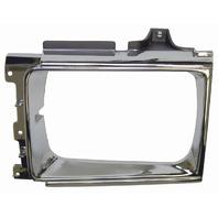 1984-1989 Toyota Pickup/4Runner Left Headlight Bezel Chrome TY07076 5313289113