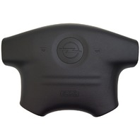1999-2001 Opel Frontera Steering Wheel Airbag Cover Black Fits Many Vehicles