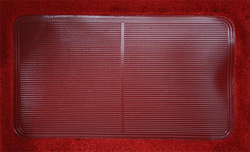 1975-1980 Mercury Bobcat Carpet Replacement - Cutpile - Complete