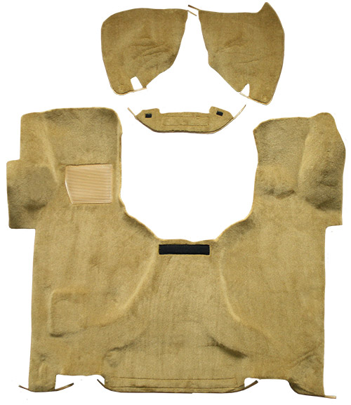 1996-2005 Chevy Astro Carpet Replacement